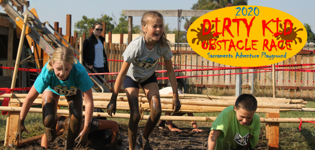 Dirty Kid Obstacle Race Banner 2020